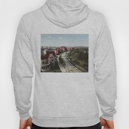 Vintage Brooklyn NY Photo-Print (1904) Hoody