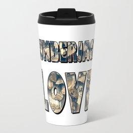 Lumberjack Love Travel Mug