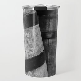 Wine Barrels in San Luis Obispo Travel Mug