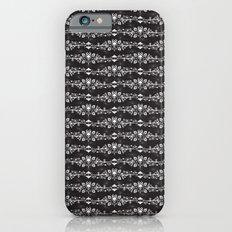 Fleur De Crâne Slim Case iPhone 6s