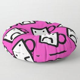 Don't be a mug! Floor Pillow
