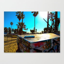 Venice Beach #2 Canvas Print