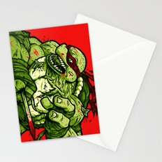 Raph's Last Stand Stationery Cards