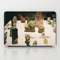 gem iPad Cases featuring gem by ghostchesters