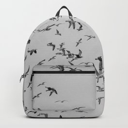 A Flock of Seagulls Backpack