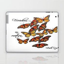 Freedom in Motion Laptop & iPad Skin