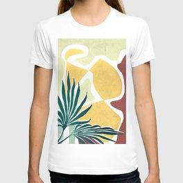 Jungle Abstract 2 T-shirt