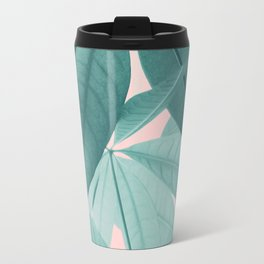 Pachira Aquatica #5 #foliage #decor #art #society6 Travel Mug