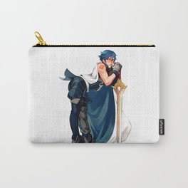 Chrom 1/7 Scaled Figure Carry-All Pouch