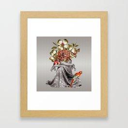 Lady Birds Framed Art Print