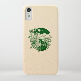 Memories of the Philippines iPhone Case