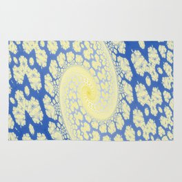Fractal Abstract 76 Rug