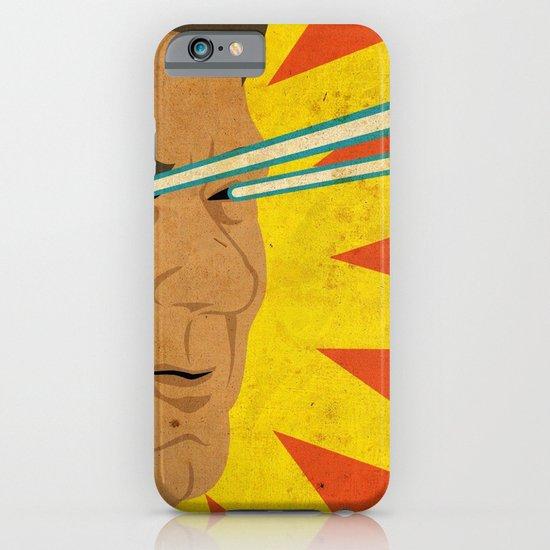 Ronald Raygun iPhone & iPod Case