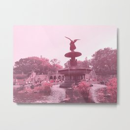 Most romantic place in New York! Metal Print