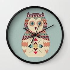 Hoot! Wall Clock