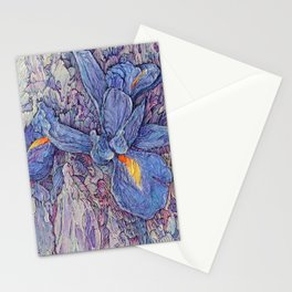 A Song About Iris #3 Stationery Cards