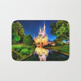 Disneyland Bath Mat