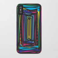 frames iPhone & iPod Cases featuring Frames by Niko Psitos
