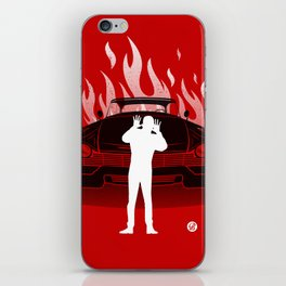 Christine (Red Collection) iPhone Skin