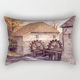Watermill Rectangular Pillow