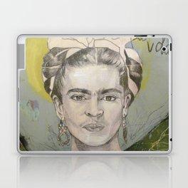 """Frida """"Pies, para que los quiero?"""" Laptop & iPad Skin"""