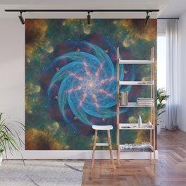 Nova Star Mandala Wall Mural