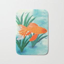 The Goldfish Bath Mat