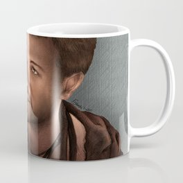 Nagron First Kiss (Agron, Spartacus) Color Version Coffee Mug