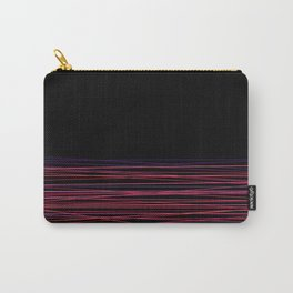 Red thread , abstract Carry-All Pouch