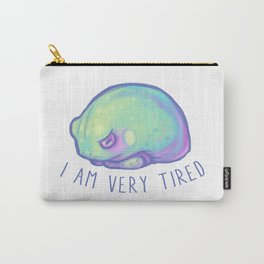 I am very tired Carry-All Pouch