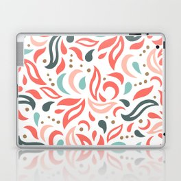 Coral Fest Laptop & iPad Skin