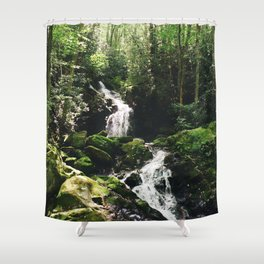 Mouse Creek Falls Shower Curtain