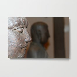 Ancient Far Eastern Art 2 Metal Print