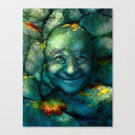 Iggy – Nature Spirit Canvas Print