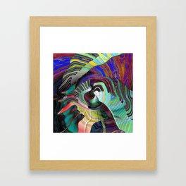 Keys To The Soul Framed Art Print