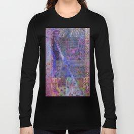 Wayward Sunday (Quicksand 1999 Digital Rem...) [A Brand New Experiment Series] Long Sleeve T-shirt