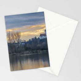 Looking towards St.Martin Church Stationery Cards