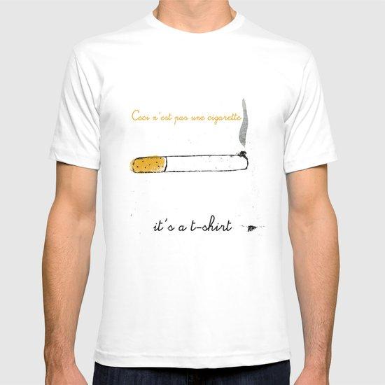 ceci n'est pas T-shirt