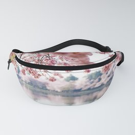 Cherry Blossoms on the Tidal Basin Fanny Pack