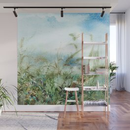 Summer Miedow Wall Mural