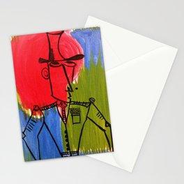 Lieutentant Marceau Stationery Cards
