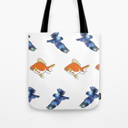Floaters Tote Bag