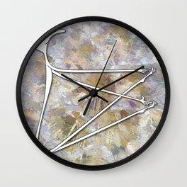 Sit-Ups Wall Clock