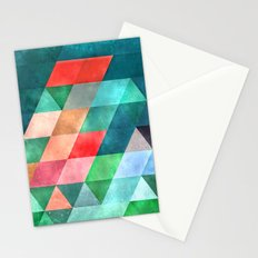 pyry cynth Stationery Cards