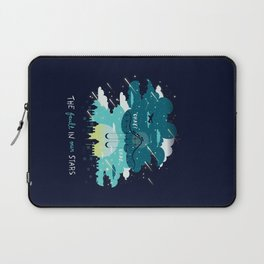 Stars and Constellations Laptop Sleeve