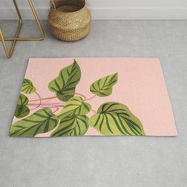 Upstart / Tropical Plant Rug