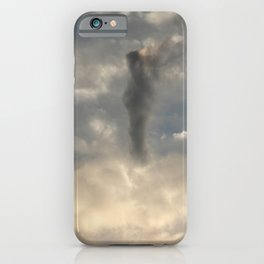 Image in the Skies iPhone Case