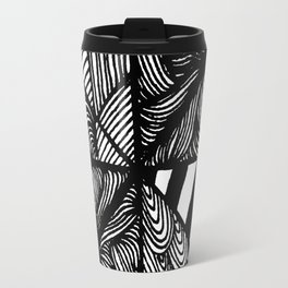 Zentangle #25 Travel Mug