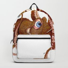Dodo Rising (Death Of The Annoying Octopus) Backpack