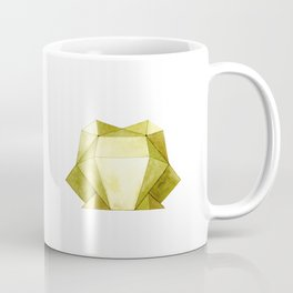 Geo Series - Frog Coffee Mug